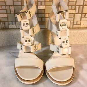 f54f6ea3c Women Gucci Ankle Strap Heels on Poshmark